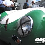 Silverstone Classic: Porsche 356 ready and waiting