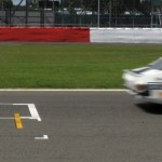 Silverstone Classic: Ford Escort during Touring Car race
