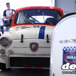 Silverstone Classic: Abarth 850TCR