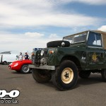 Silverstone Classic: Lovely Land Rover