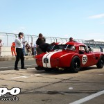 Silverstone Classic: Unexpected AC Cobra pit