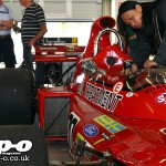 Silverstone Classic: March 711 F1 racer