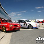 Silverstone Classic: Sierra RS500 Cossies