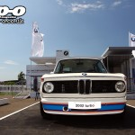 Silverstone Classic: BMW 2002 Turbo on BMW stand. If only...