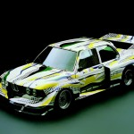 1977 BMW 320i Gruppe 5 Rennversion Art Car by Roy Lichtenstein