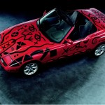 1991 BMW Z1 Art Car by AR Penck