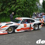 Klaus LudwigZakspeed Ford Capri at Goodwood Festival of Speed 2012