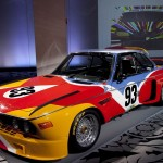 1975 BMW 3.0CSL Art Car by Alexander Calder