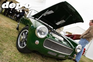 Frontline Developments MG Midget