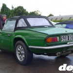 Triumph Spitfire 1500 at the Goodwood Breakfast Club