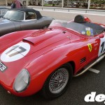 Ferrari Monza 750 at the Goodwood Breakfast Club