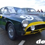 1962 Le Mans 24 Hour Sunbeam Alpine Racer at the Goodwood Breakfast Club