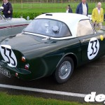 1962 Le Mans 24 Hour Sunbeam Alpine Racer - rear