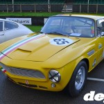 1964 ISO Rivolta GT Masters Series Racer at the Goodwood Breakfast Club
