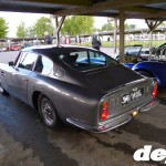 Aston Martin DB6 at the Goodwood Breakfast Club
