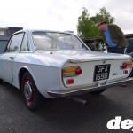 'Low-light' Lancia Fulvia - rear