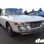 'Low-light' Lancia Fulvia at the Goodwood Breakfast Club