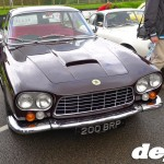 Gordon Keeble at the Goodwood Breakfast Club