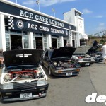 Retro Toyota Gathering at Ace Cafe, August 2012