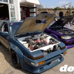 Toyota Sprinter Trueno at the Retro Toyota Gathering 2012