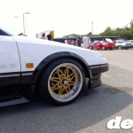 Two-tone AW11 MR2 at the Retro Toyota Gathering 2012