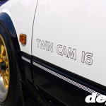 Twin cam 16v MR2 at the Retro Toyota Gathering 2012