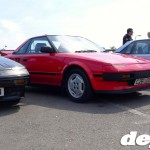 AW11 MR2s at the Retro Toyota Gathering 2012