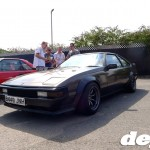 MA61 Celica Supra at the Retro Toyota Gathering 2012
