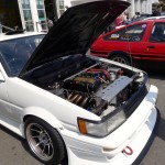 Ace Honda S2000 powered Toyota Corolla Levin AE86