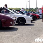 AW11 MR2s at the Retro Toyota Gathering