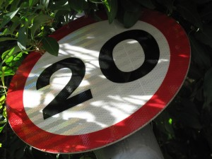 20mph limits - the facts just don't add up