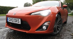 Driven: Toyota GT86