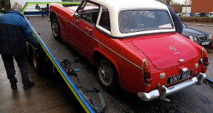 Our Cars: SC's MG Midget