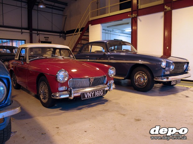 In good company, next to the ex-Sir George White Bristol 410