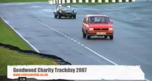 Our Cars: CS's old Metro GTa at Goodwood