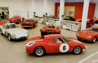 Five Ferrari 250GTOs In Classiche Department
