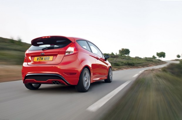 New Fiesta ST Unveiled at the 2012 Geneva Motor Show