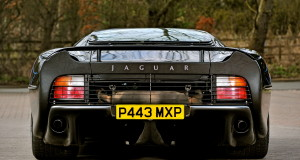 Unhinged: Jaguar XJ220 Second Thoughts