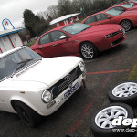 Alfaholics Castle Combe Trackday 2013