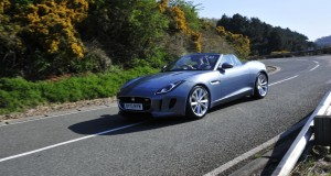 Driven: Jaguar F-type V6S