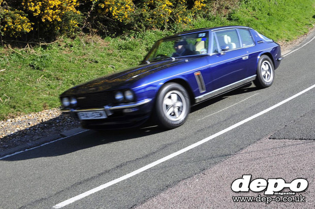 Driven: Jensen Interceptor SIII 7.2