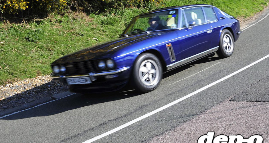 Driven: Jensen Interceptor S3 7.2