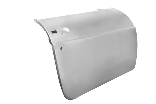 BMH Launches Alloy MGB Panels