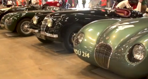 2013 Mille Miglia With Jaguar Heritage Racing Team