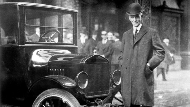 Henry Ford's 150th Birthday