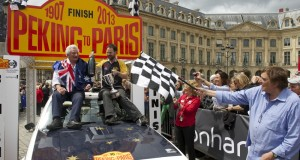 Peking To Paris Rally 2013 Results: Leyland P76 Wins