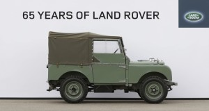 Earliest Landie At Eastnor Land Rover Show