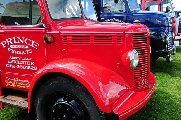 A Guide to the UK's Best Classic Truck Shows