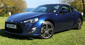 Toyota GT86: Another View