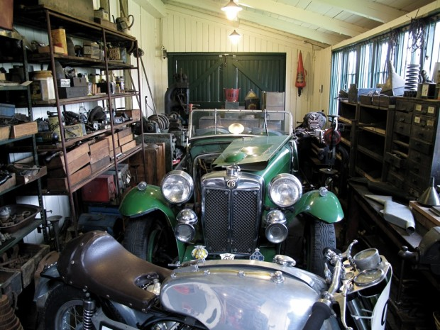 Five Tips To Create Your Perfect Garage